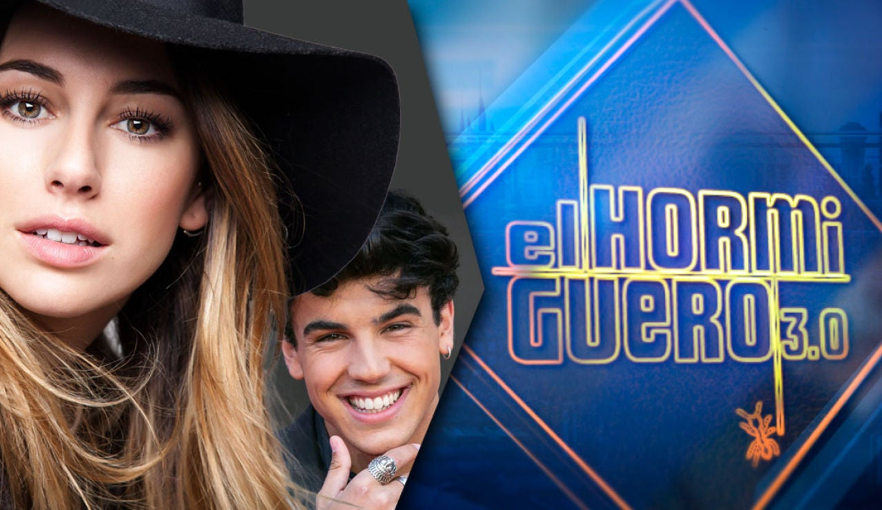 El miércoles, Blanca Suárez y Óscar Casas se divertirán junto a Pablo Motos