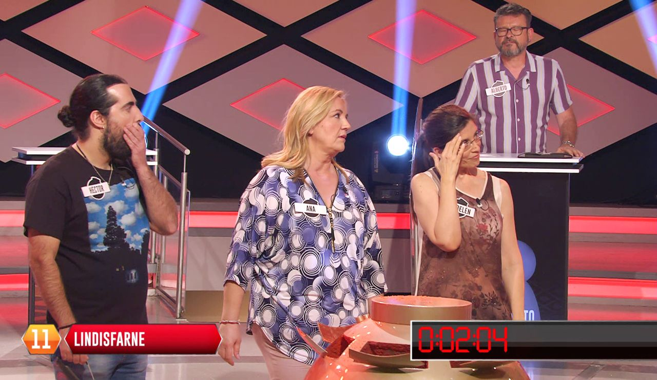 ¡El 'VAR' decide si los 'Libérrimos' se llevan el bote! ¿Han pronunciado bien la respuesta ganadora?