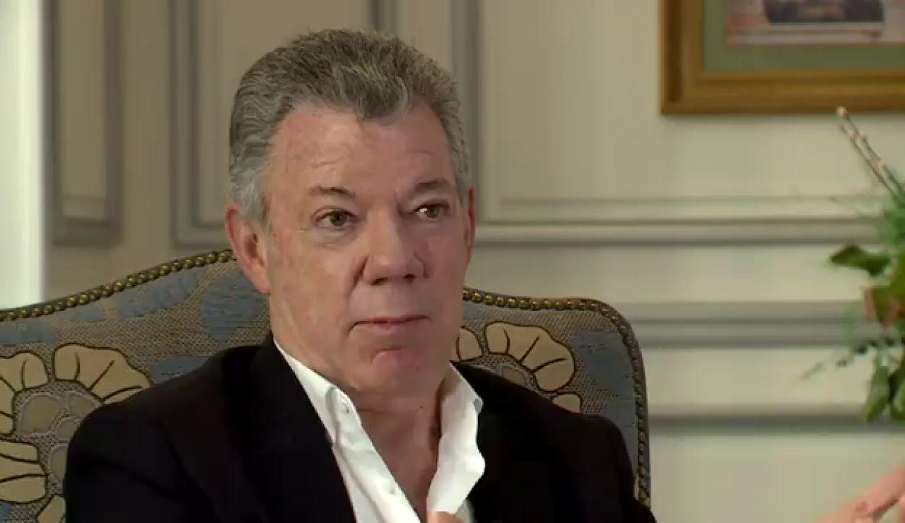 """José Manuel Santos, expresidente de Colombia, sobre la negociación con las FARC: """"Lamento haberme demorado tanto"""""""