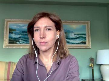 Ileana Izverniceanu, portavoz de la OCU