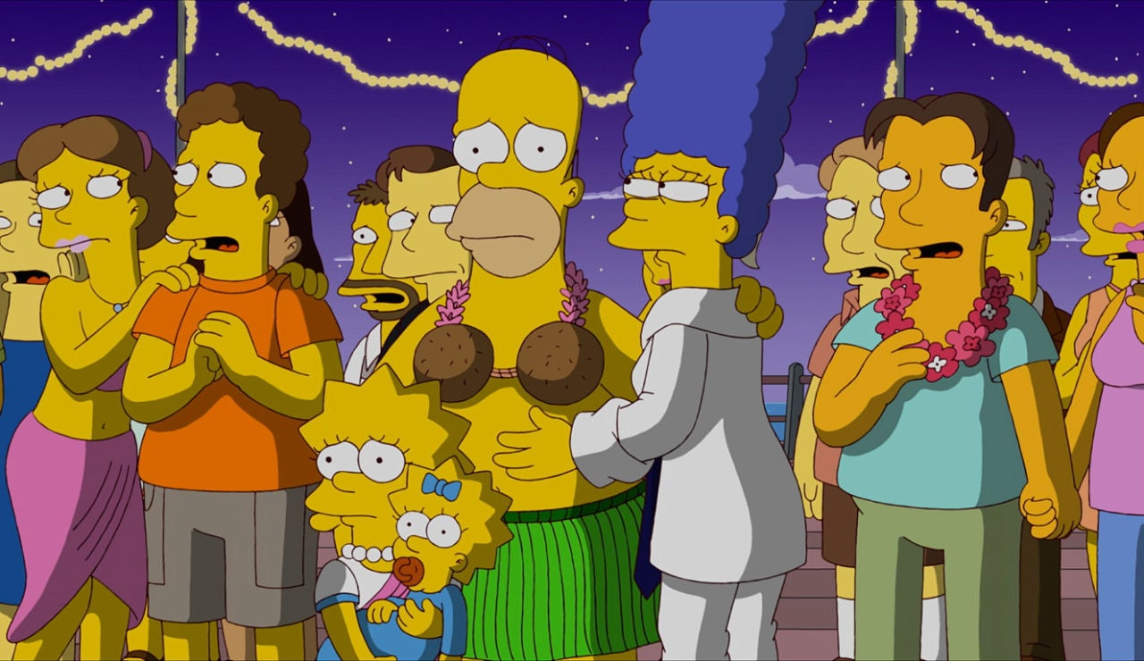 Bart se inventa una pandemia mundial