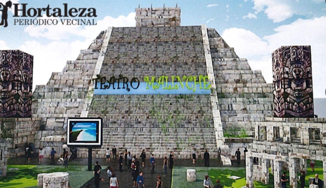 Polémica por el proyecto teatral de Nacho Cano que incluye una pirámide de 30 metros en Madrid