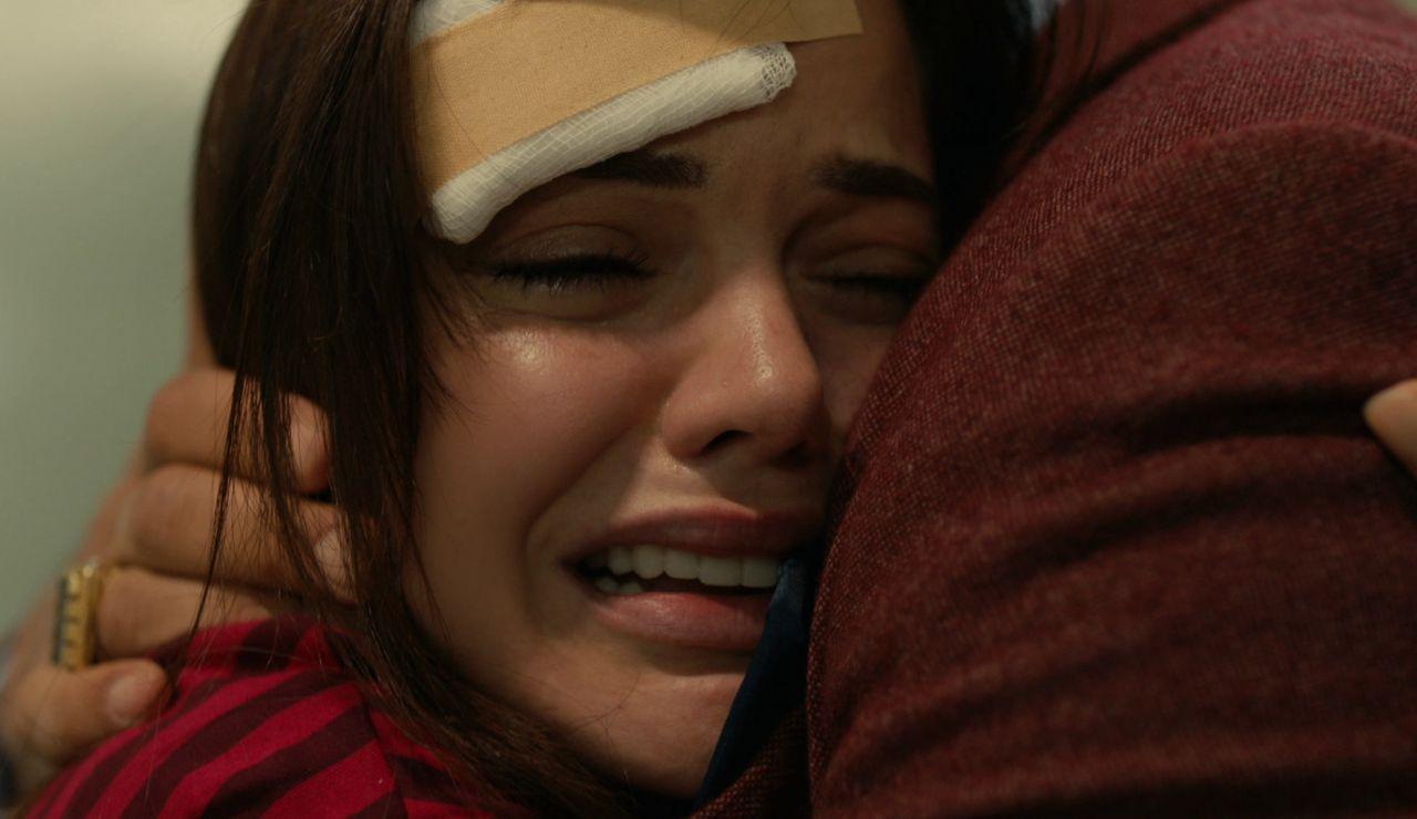Züleyha, rota de dolor al presenciar el amor que existe entre Yilmaz y Müjgan