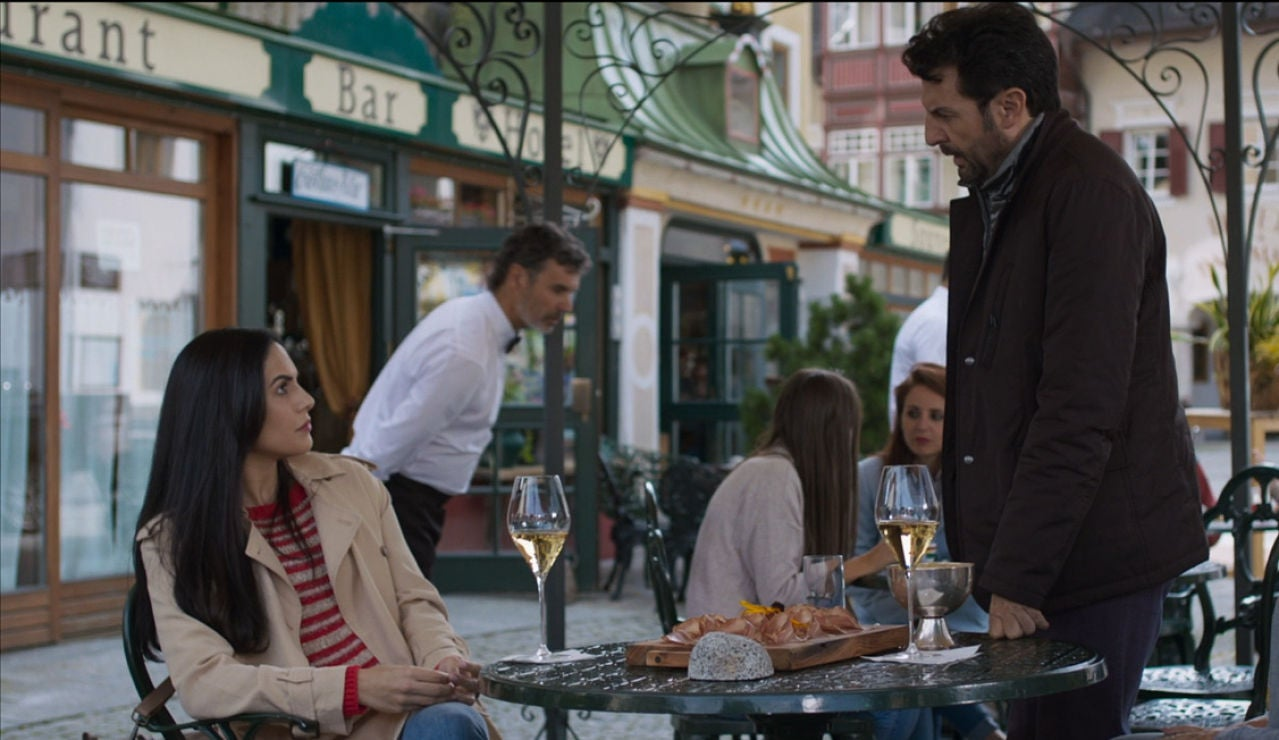 Vincenzo pide explicaciones