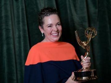 Olivia Colman, Mejor Actriz en los Emmy