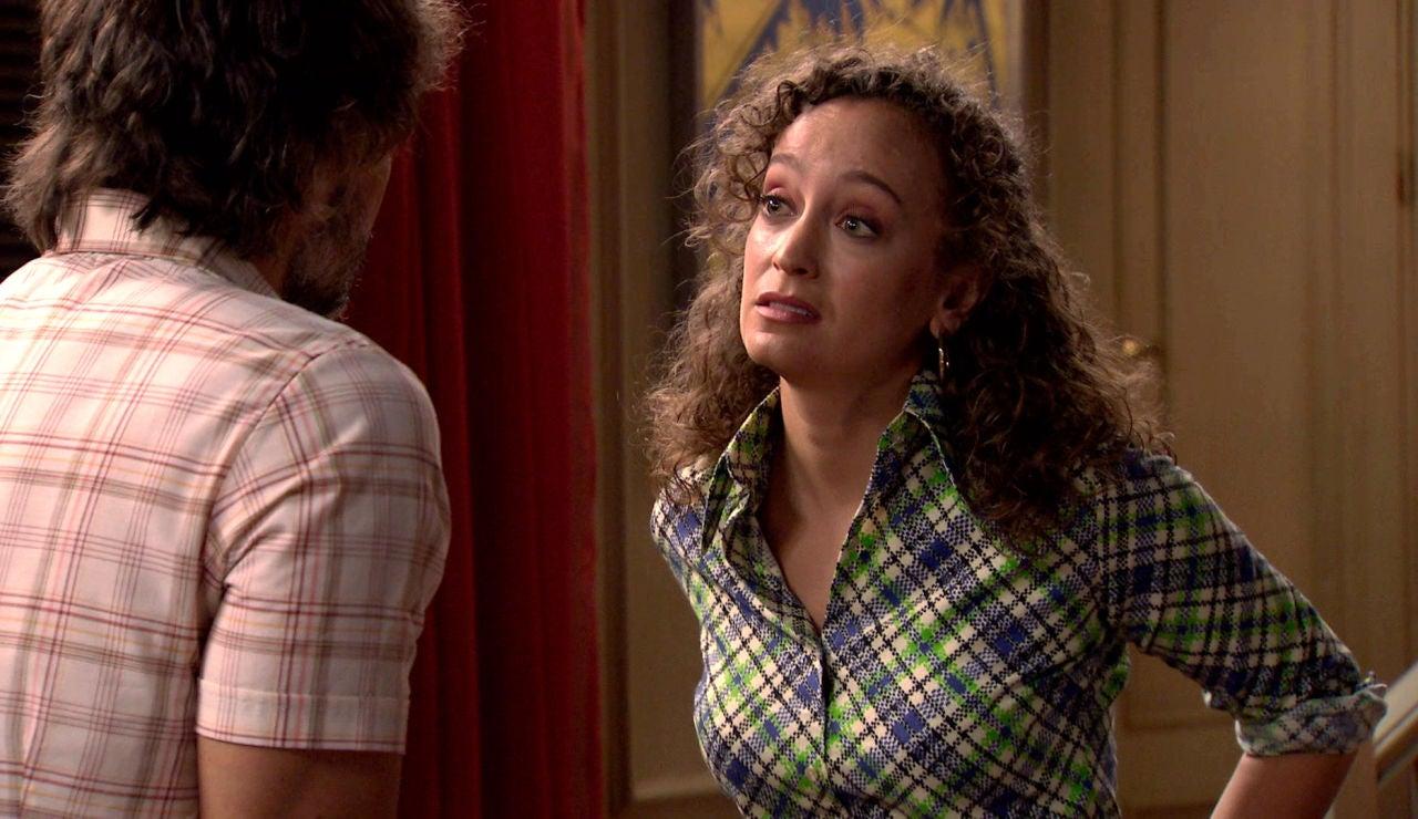 """Inés trata de alentar a Guillermo: """"La vida te está brindando una segunda oportunidad, no la rechaces por miedo"""""""
