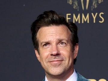 Jason Sudeikis en los Emmy 2021