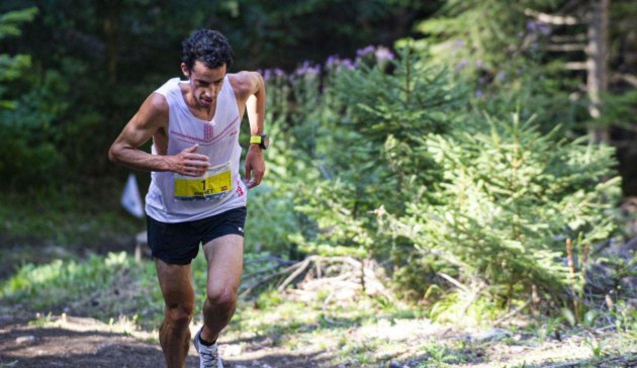 Kilian Jornet competirá de nuevo en la Salomon Ultra Pirineu, una prueba de 100 km y 6.600 metros de desnivel positivo