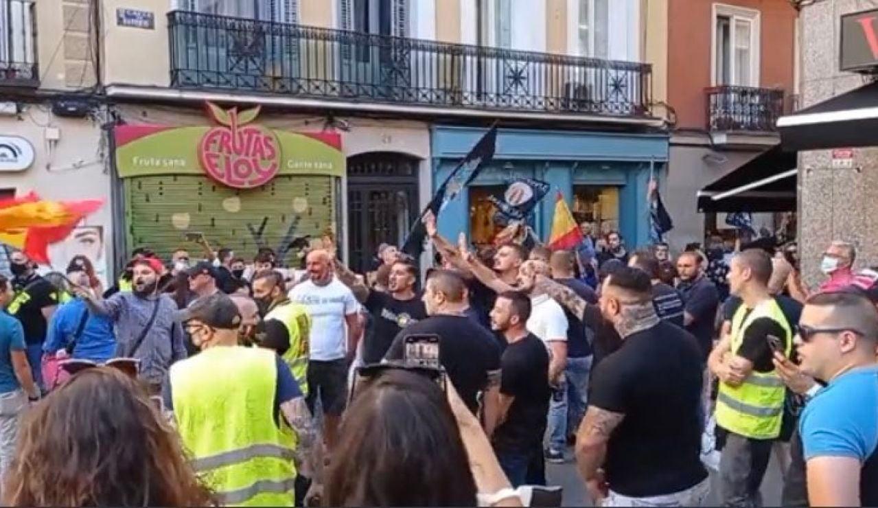 El Ministerio de Igualdad denuncia ante la Fiscalía la manifestación neonazi en Chueca