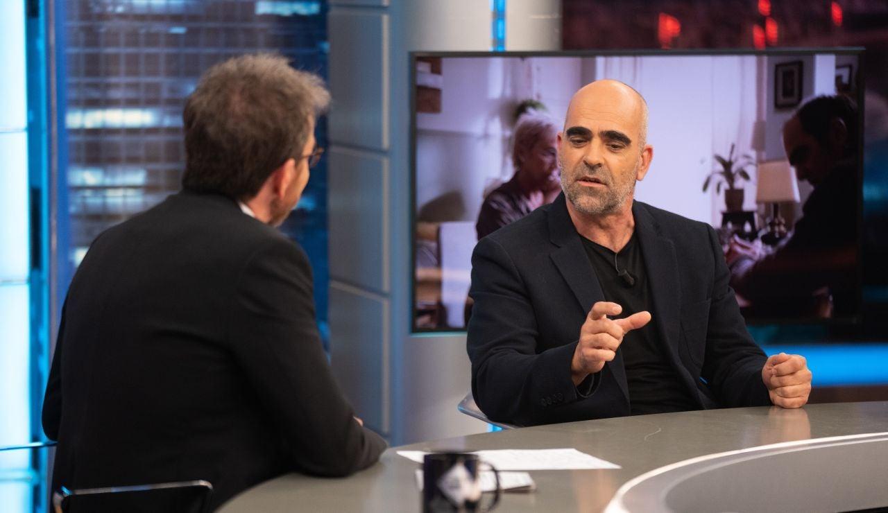 ¿Luis Tosar dialogaría con el asesino de un familiar? La pregunta más comprometida en 'El Hormiguero 3.0'