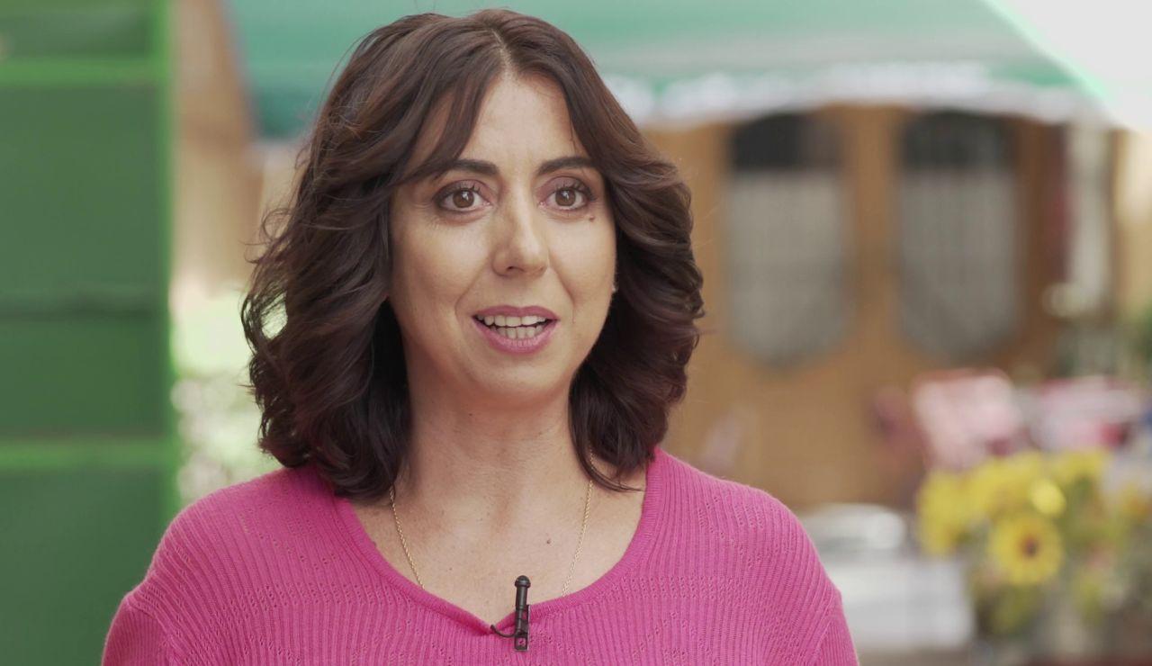 """Carmen Ruiz: """"Entrar en 'Amar es para siempre' ha sido todo un reto"""""""