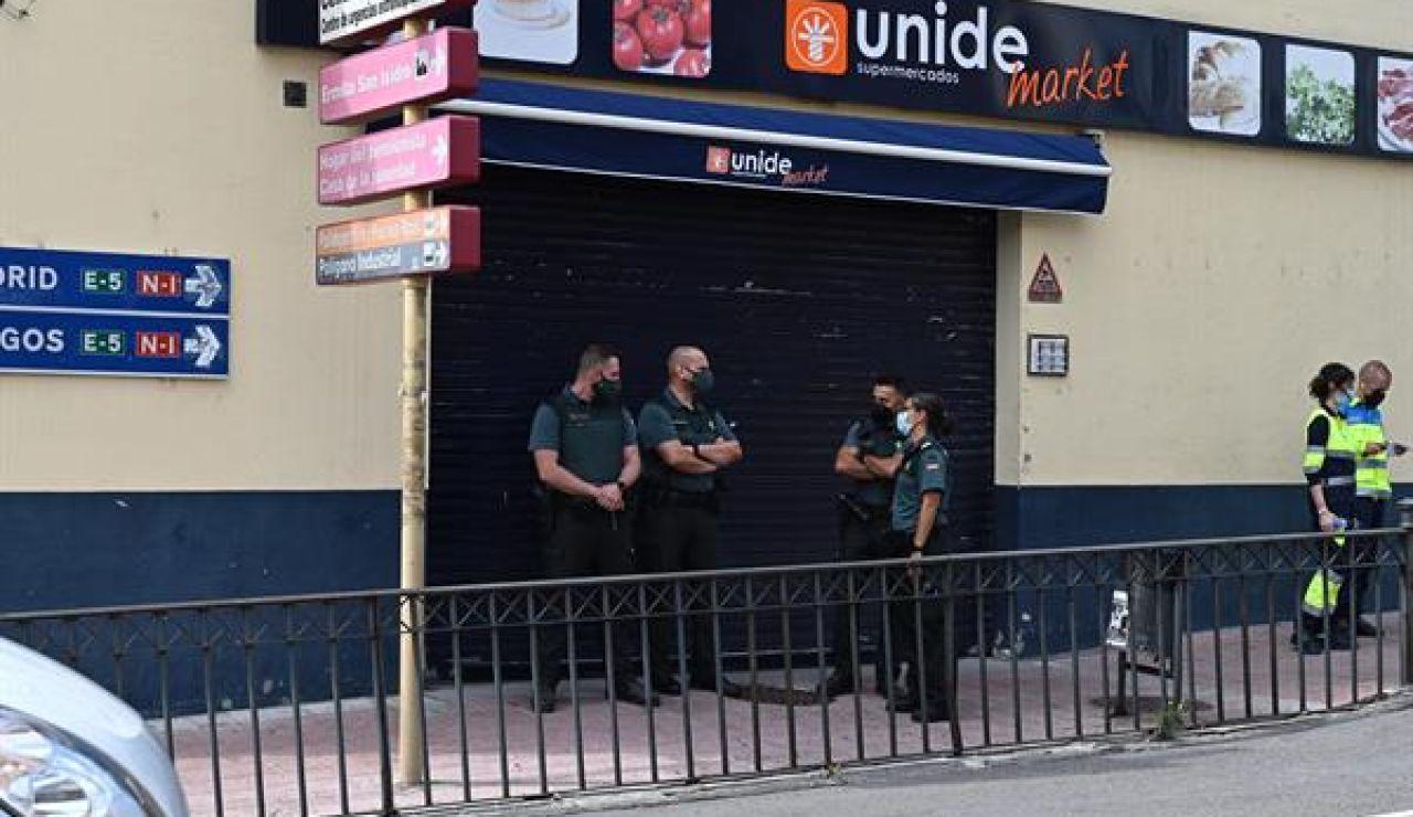 Noelia de Mingo ataca a dos trabajadoras de supermercado de El Molar