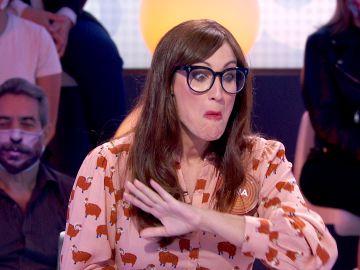 """Sólo un castaño detiene a Ana Morgade en 'Pasapalabra': """"No sé qué me ha pasado"""""""