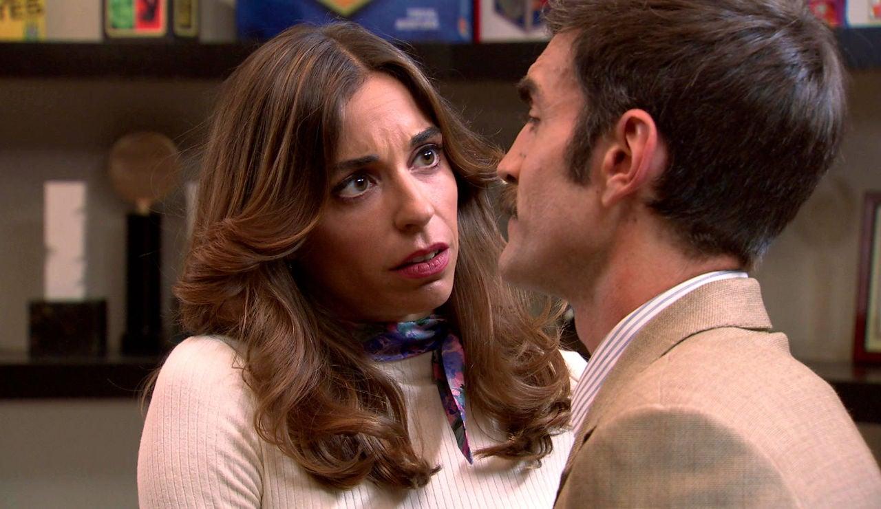 Raúl, molesto con Coral por saltarse las decisiones de Germán