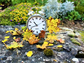 ¿Cuándo será el próximo cambio de hora en otoño?
