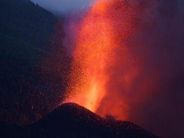 La Unión Europea activa Copernicus por el volcán de La Palma