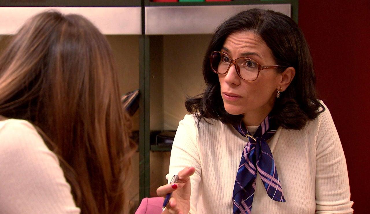 """Manolita reúne a Coral para frenarle los pies: """"Creo que me debes una disculpa"""""""