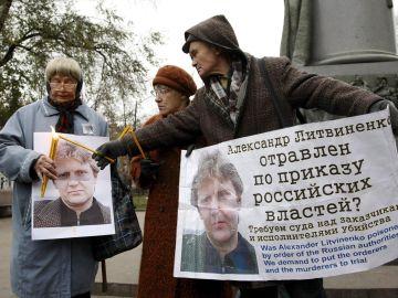 El Tribunal de Derechos Humanos en Estrasburgo sentencia que Rusia es responsable del asesinato de Litvinenko