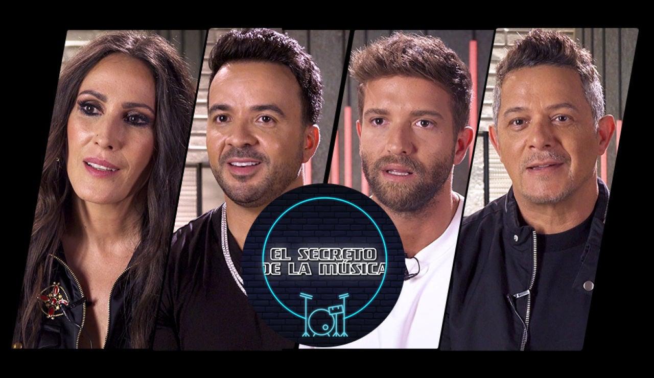 """Los coaches de 'La Voz' revelan un gran secreto de la música: """"La voz es un don con el que naces que luego trabajas y perfeccionas"""""""