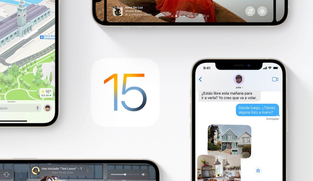 El iOS 15 de Apple ya se puede descargar y estos son los cambios más relevantes que debes saber