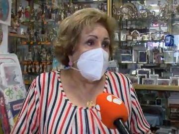 Mujer cuenta cómo ha vivido tres erupciones volcánicas en La Palma