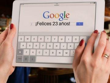Google cumple 23 años: novedades de la compañía en 2021