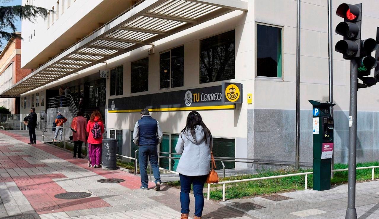 Correos instalará 1.500 cajeros automáticos en localidades de toda España