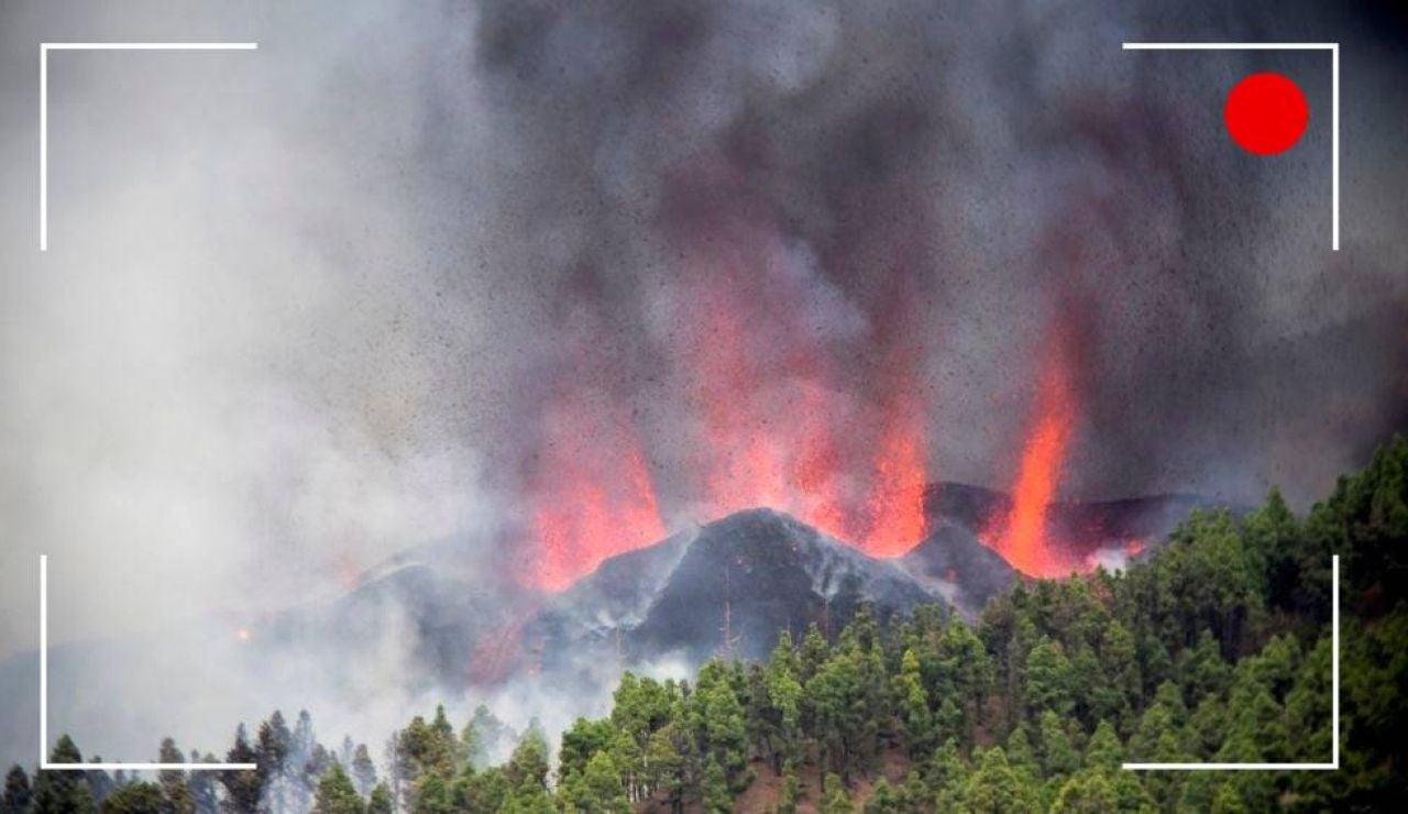 Directo volcán