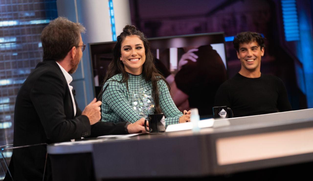 """Óscar Casas y Blanca Suárez hablan de su pelea para un rodaje: """"Flipé con ella"""""""