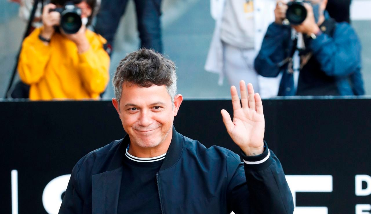 Alejandro Sanz descubrirá su estrella en el Paseo de la Fama de Hollywood el 1 de octubre