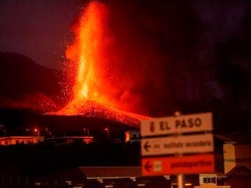 ¿Cuántas bocas tiene el volcán de La Palma?