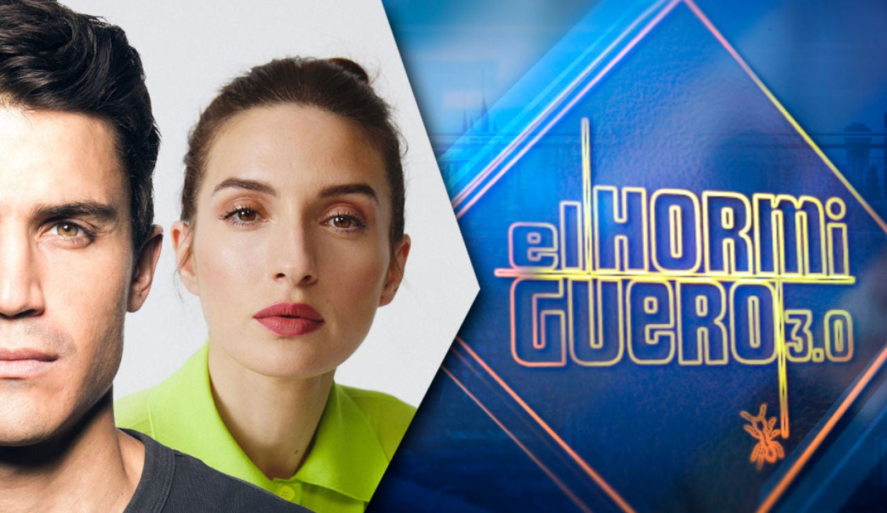 El martes 28 de septiembre los actores María Valverde y Álex González se divertirán en 'El Hormiguero 3.0'