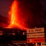 Erupción del volcán Cumbre Vieja en La Palma