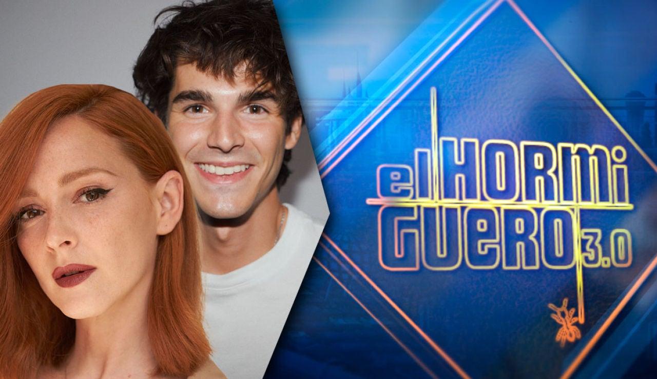 Ana Polvorosa y Álvaro Mel visitan 'El Hormiguero 3.0' el lunes 27 de septiembre