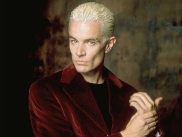 James Marsters, Spike en 'Buffy, cazavampiros'