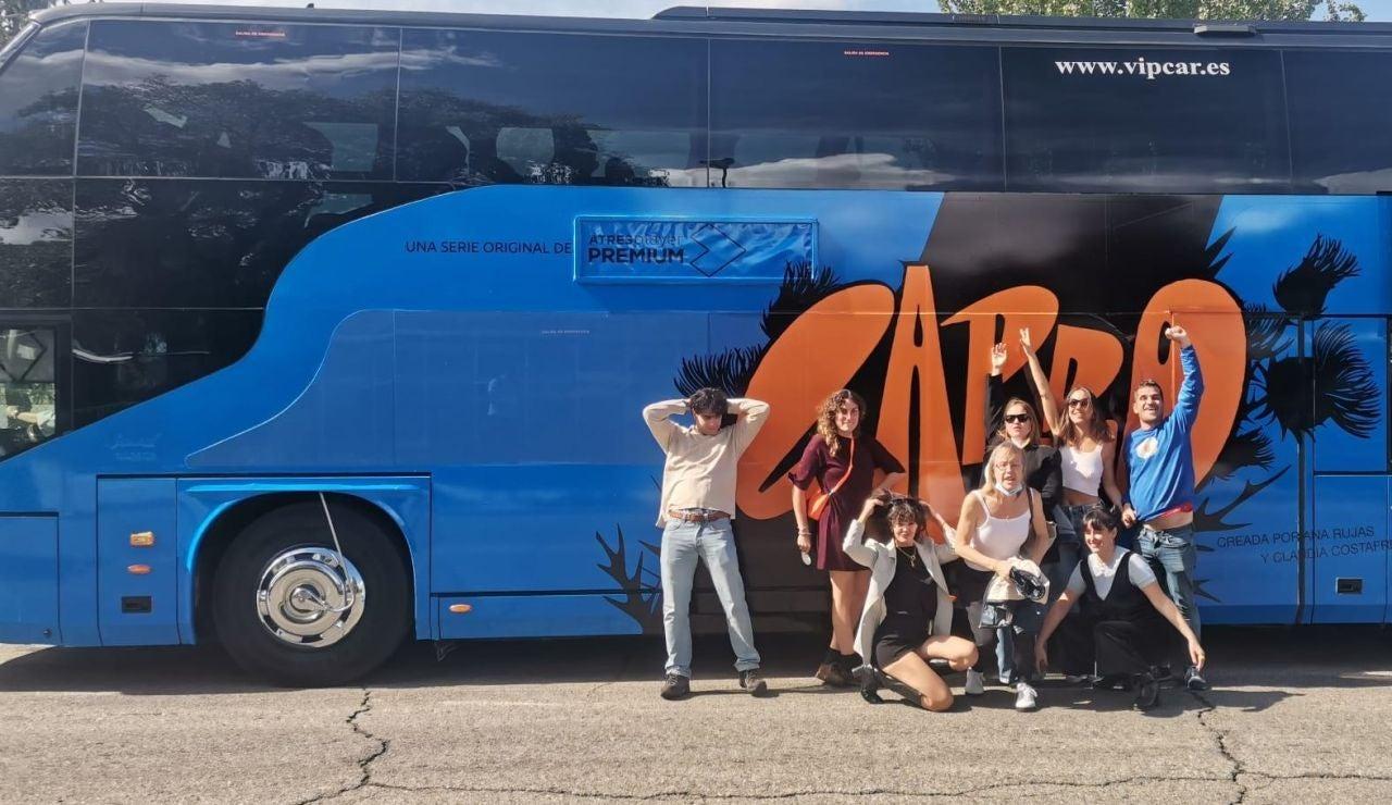 El autobús de 'Cardo'