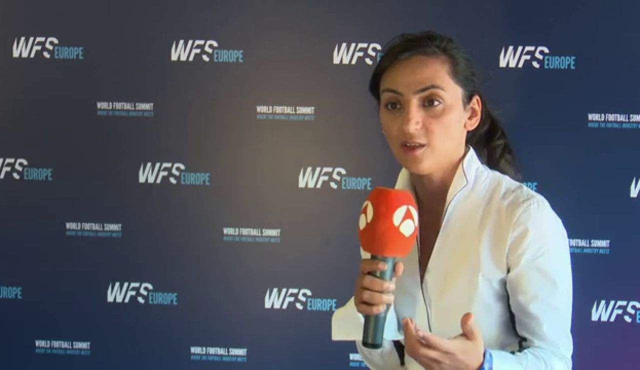 Antena 3 Deportes entrevista en exclusiva a Khalida Popal, la capitana de la selección de fútbol de Afganistán