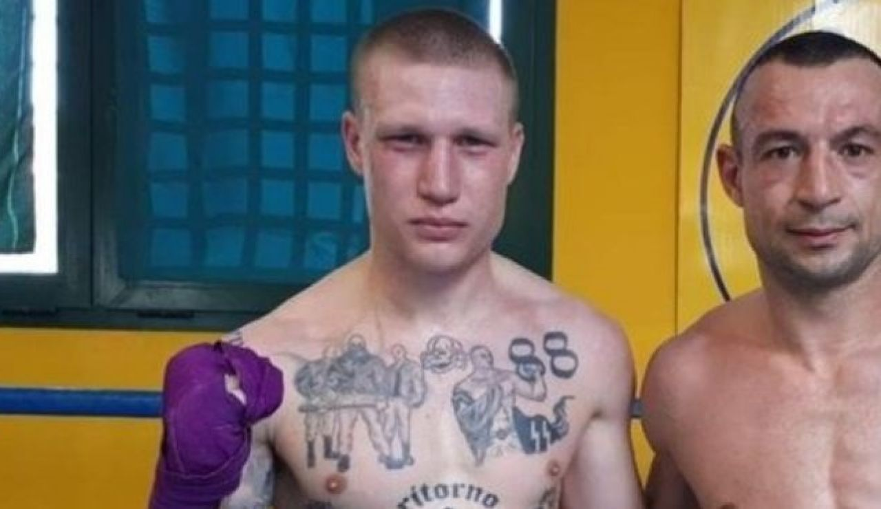 Michele Broili, boxeador italiano