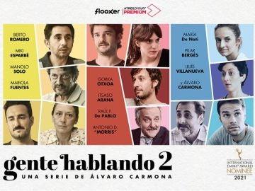 'Gente Hablando', ficción original de Atresmedia TV, nominada a Mejor serie corta en los Premios Emmy Internacional