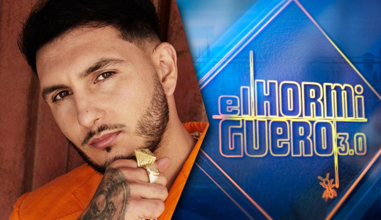 El cantante Omar Montes cierra la semana el jueves 30 de septiembre en 'El Hormiguero 3.0'