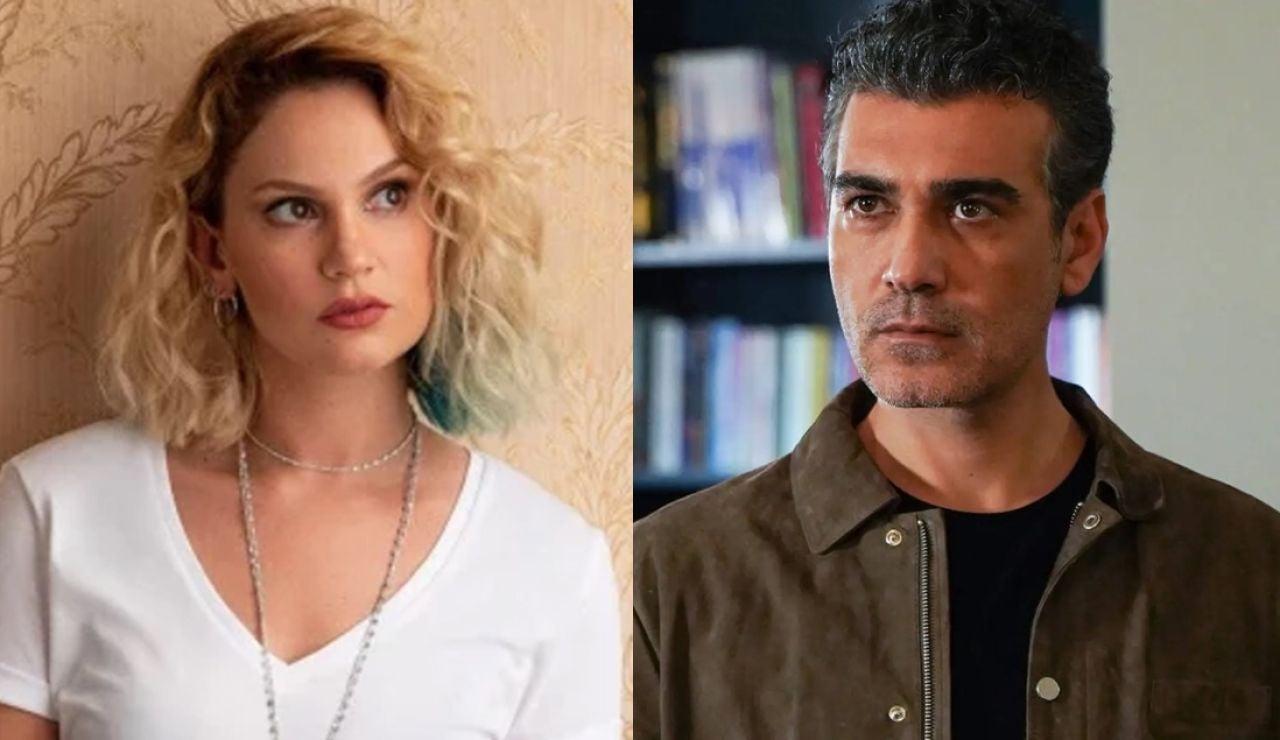 Farah Zeynep Abdullah y Caner Cindoruk