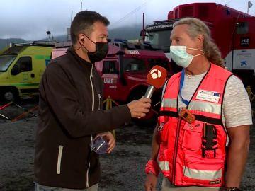 El vulcanólogo Raúl Pérez da las claves para estimar si la lava del volcán de La Palma llegará al mar