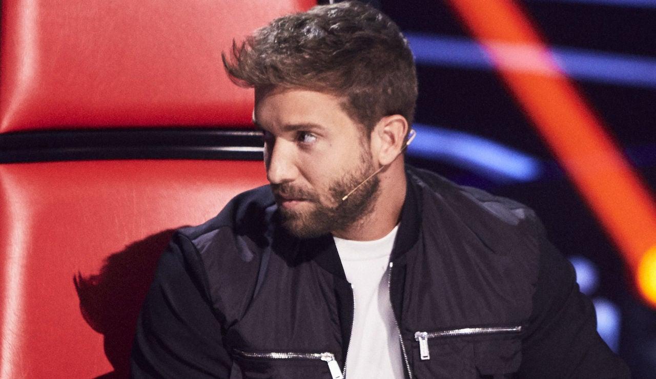 Pablo Alborán en 'La Voz'