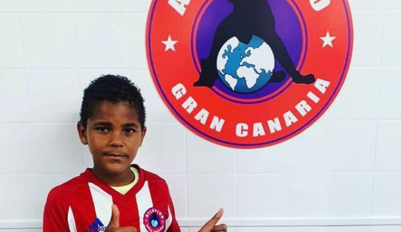 Muere un futbolista de 9 años atropellado por un motorista que se dio a la fuga en Gran Canaria
