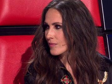 Malú en las Audiciones a ciegas de 'La Voz'