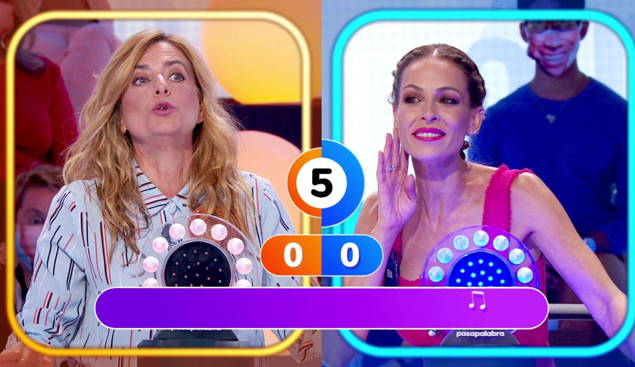 """""""Enchufada"""" y """"envidiosa"""", el sonado pique entre Eva González y Lola Baldrich en 'La Pista'"""