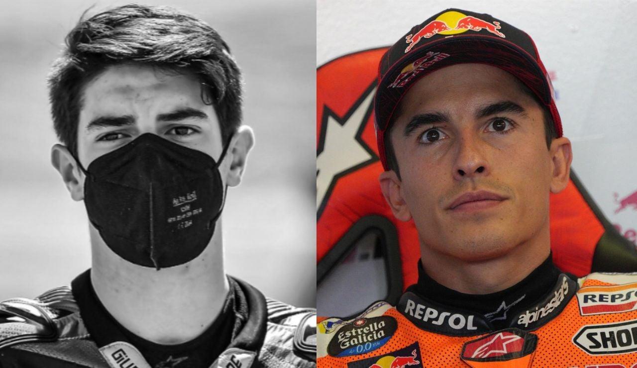 El piloto Michel Fabrizio 'culpa' a Marc Márquez de la muerte de Dean Berta Viñales y anuncia su retirada