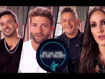 Los coaches se meten en la piel de un talent de 'La Voz': ¿qué equipo y canción elegirían?