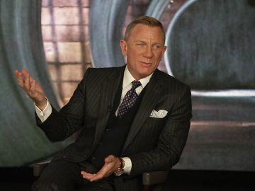 Entrevistamos a Daniel Craig por 'Sin tiempo para morir'