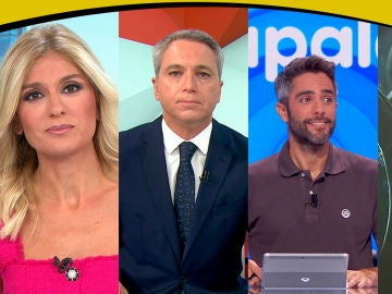 Antena 3 logra lo más visto del viernes con Antena 3 Noticias, 'Pasapalabra' y Antena 3 Deportes